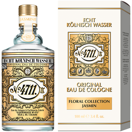 4711 Floral Collection Jasmine Eau de Cologne (EdC)