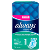 Bild: always maxi Binden Protection & Comfort normal mit Flügeln