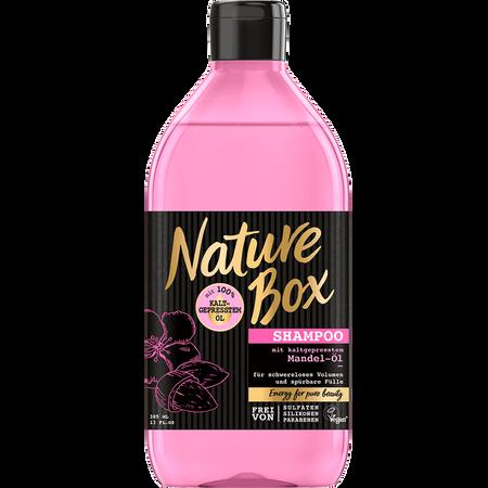 Nature Box Shampoo Mandel-Öl