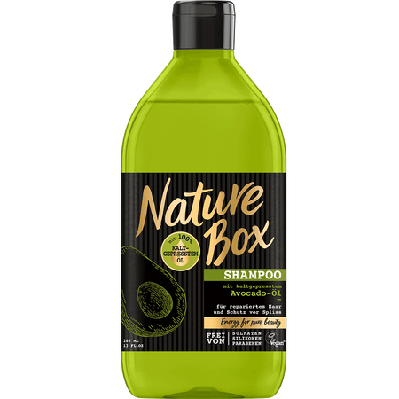 Nature Box Shampoo Avocado-Öl