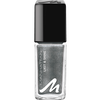 Bild: MANHATTAN Last & Shine Nail Polish silver chrome