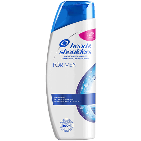 head & shoulders Anti-Schuppen Shampoo for Men