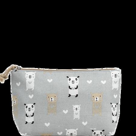 Kindertasche Grau