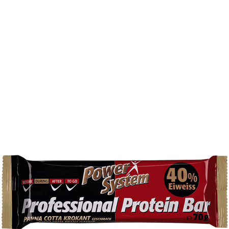 Power System Professional Protein Bar