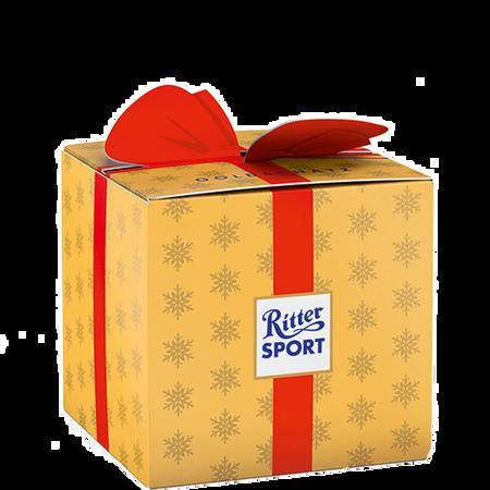 Ritter Sport Geschenkwürfel
