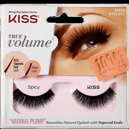 KISS True Volume Lash Spicy