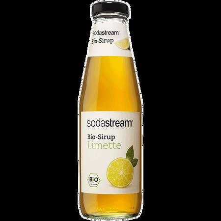 sodastream Bio Limetten Sirup