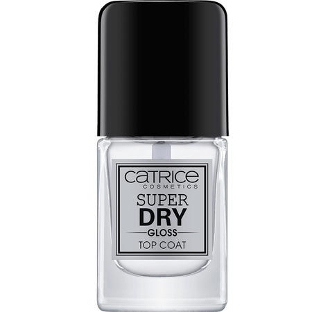 Catrice Super Dry Gloss Top Coat
