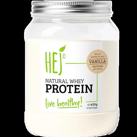 HEJ Natural Whey Protein Vanilla
