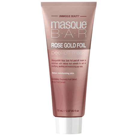 masque BAR Rose Gold Foil Peel-off Maske Tube