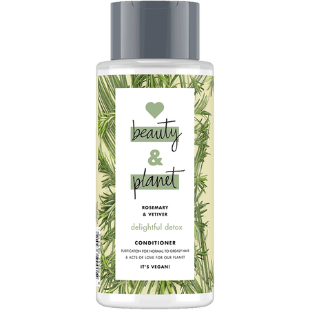 Love Beauty &  Planet Delightful Detox Conditioner Rosemary & Vetiver
