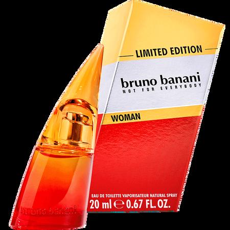 bruno banani Limited Edition Women Eau de Toilette (EdT)