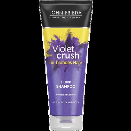 JOHN FRIEDA Violet Crush Shampoo für blondes Haar