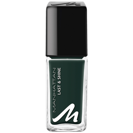 MANHATTAN Last & Shine Nail Polish