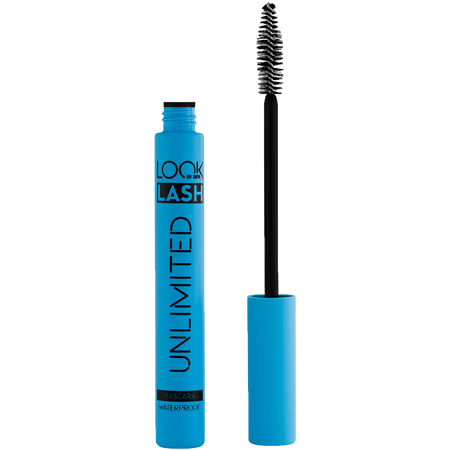 Bild: LOOK BY BIPA Lash Unlimited  Mascara waterproof black waterproof LOOK BY BIPA Lash Unlimited  Mascara waterproof