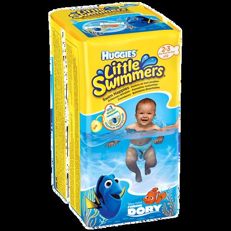 HUGGIES Little Swimmers Schwimmwindeln Gr. 2-3