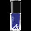 Bild: MANHATTAN Last & Shine Nail Polish magnetic blue