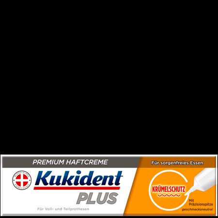 Kukident Premium Haftcreme Krümelschutz