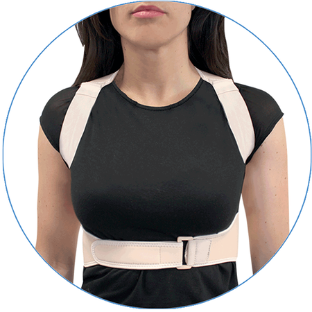 MediaShop Comfortisse Posture Rückenstabilisator