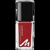 Bild: MANHATTAN Last & Shine Nagellack matte about red
