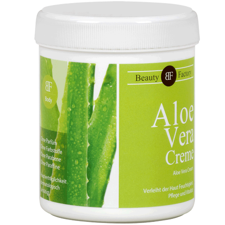 Beauty Factory Aloe Vera Creme
