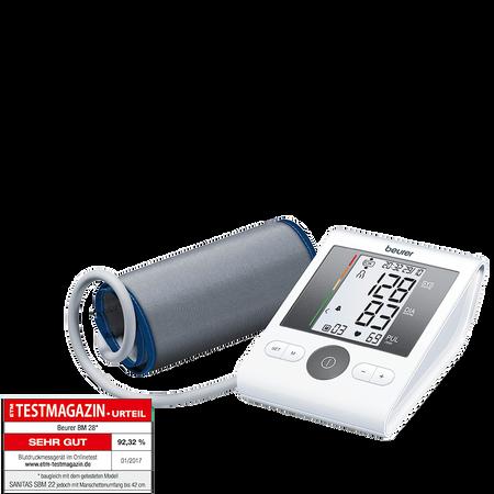 Beurer Oberarm Blutdruckmesser BM28