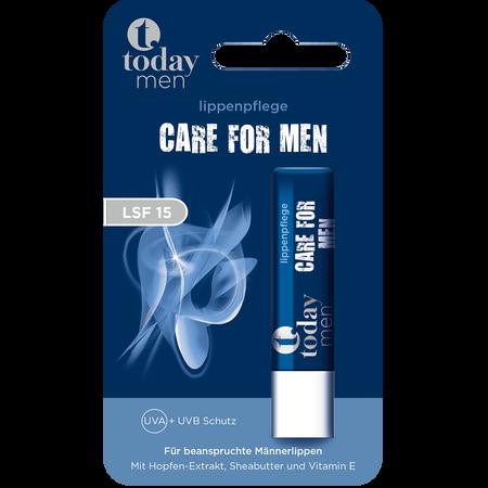 today men Care For Men Lippenpflege LSF 15