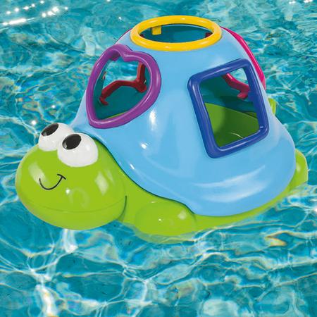 Simba ABC Schwimmende Sortierschildkröte