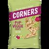 Bild: CORNERS Pop Veggie Crisps Sea Salt