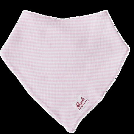 People Wear Organic Babyhalstuch Dreieck rosa