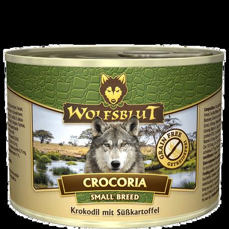 Wolfsblut Crocoria Small Breed Krokodil