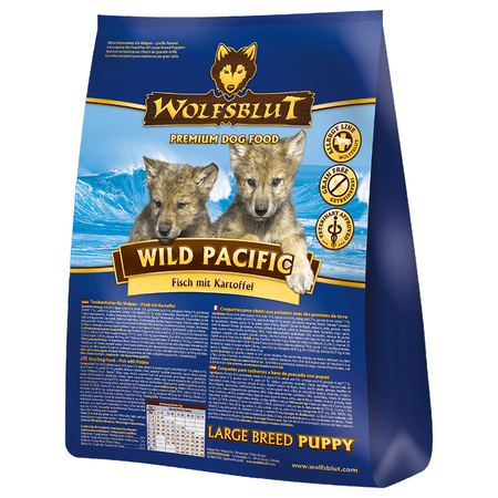 Wolfsblut Wild Pacific Puppy Large Breed