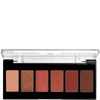 Bild: NYX Professional Make-up Ultimate Shadow Mini Palette warm neutrals