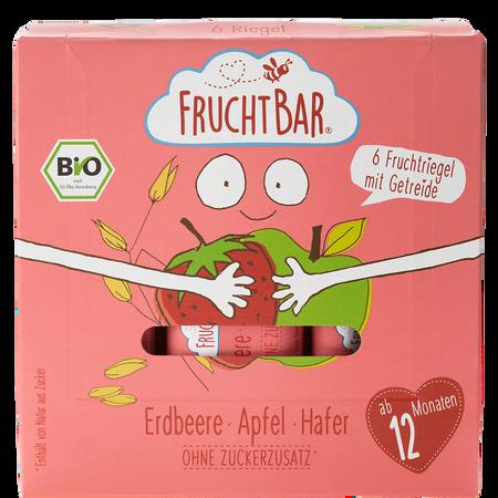 FruchtBar Bio-Riegel Erdbeere und Hafer