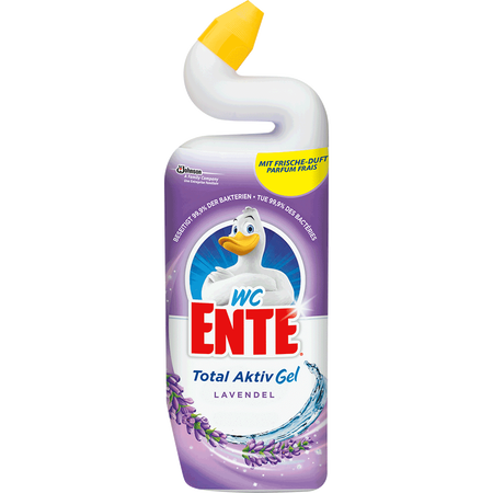 WC-Ente Total Aktiv Gel Lavendel