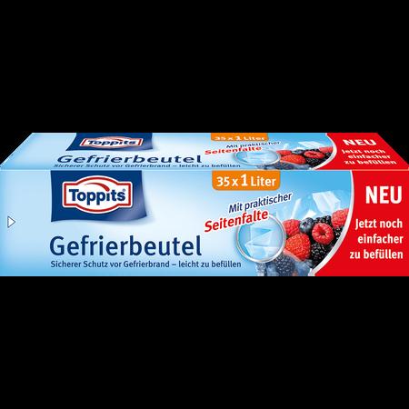 Toppits Gefrierbeutel 1 Liter