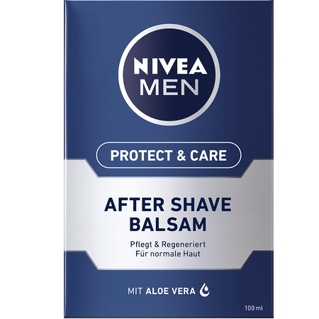 Bild: NIVEA MEN Proct & Care After Shave Balsam  NIVEA MEN Proct & Care After Shave Balsam