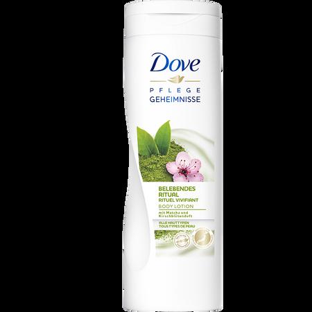 Dove Belebendes Ritual mit Matcha und Kirschblütenduft Body Lotion