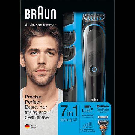 Braun Multigroom 7in1 Kit