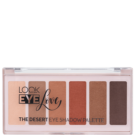 LOOK BY BIPA Eye Love Shadow Palette