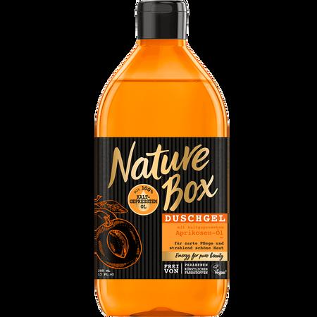 Nature Box Duschgel Aprikosen-Öl