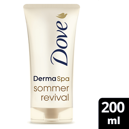 Dove DermaSpa Sommer Revival Bodylotion hell/mittel