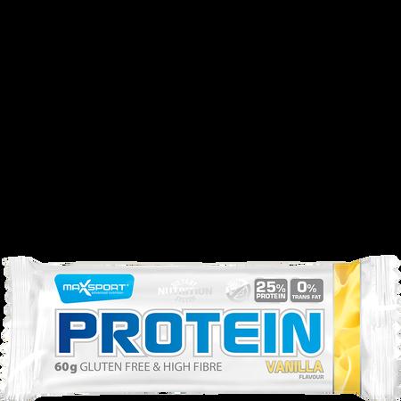 Max Sport Protein Vanilla Riegel
