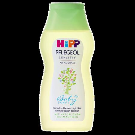 HiPP Babysanft Pflege-Öl sensitiv