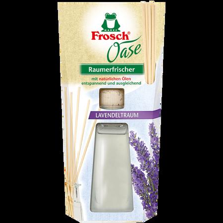 Frosch Oase Lavendeltraum