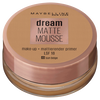 Bild: MAYBELLINE Dream Matte Mousse Make Up sun beige