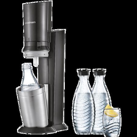 sodastream Crystal 2.0 mit 3 Karaffen