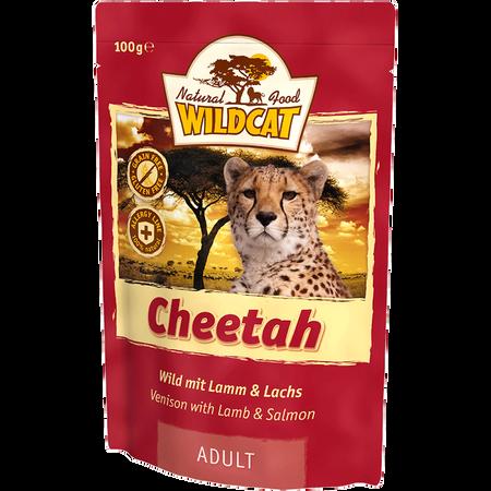 Wildcat Cheetah Adult Wild Lamm Lachs
