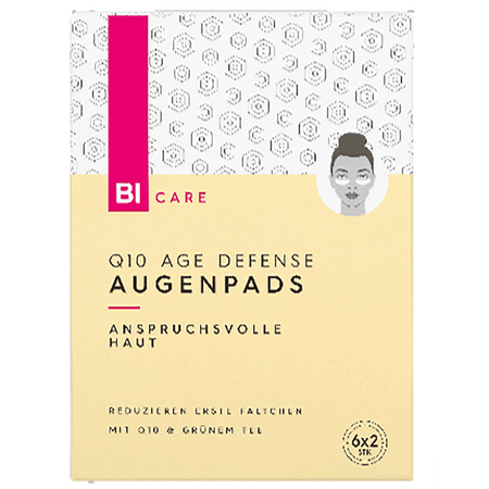 BI CARE Q10 Age Defense Augenpads