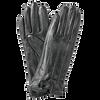 Bild: LOOK BY BIPA Echtleder Handschuhe schwarz mit Naht